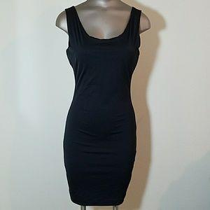SPANX ASSETS BLACK SHAPING DRESS 1X